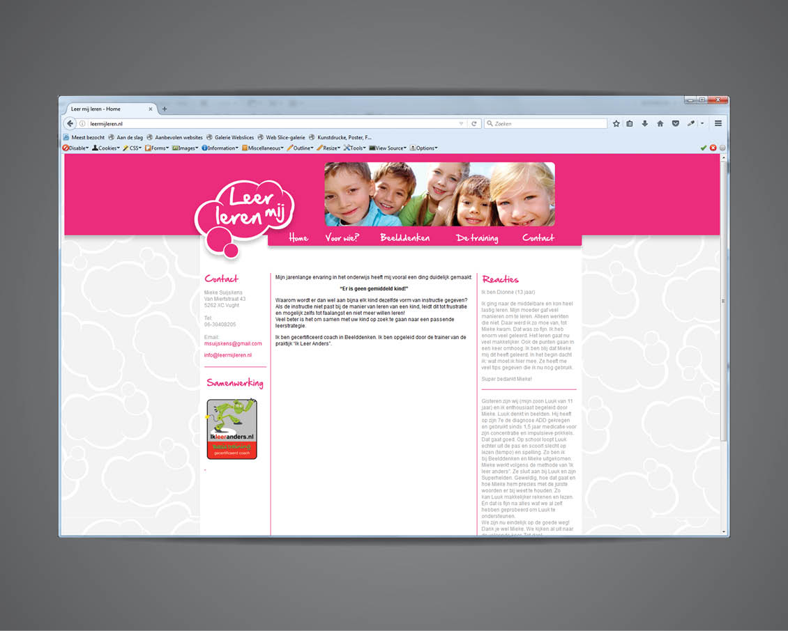Website_Leren